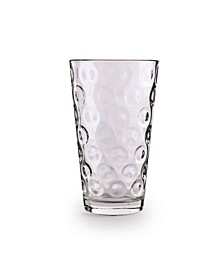 Double Circle Cooler Glasses, Set of 10