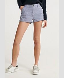 Women's Chino Hot Shorts