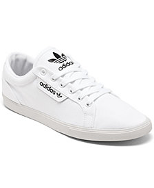 Adidas Women's Originals Sleek Canvas Casual Sneakers from Finish Line