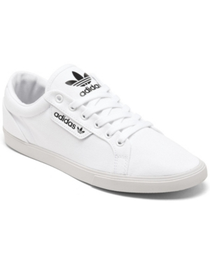 Adidas Originals WOMEN'S ORIGINALS SLEEK CANVAS CASUAL SNEAKERS FROM FINISH LINE