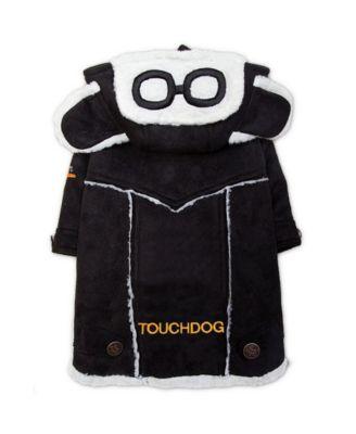 'Tuskegee' Aero-retro Designer Dog Coat X-large