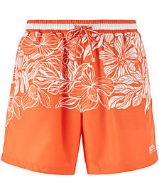 BOSS Men's Barracuda Quick-Dry Swim Shorts