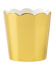 Metallic Cup Petite, Pack of 40