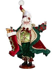 Santa Stocking - 24.5 Inches