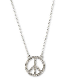 State of Kind Peace Sign Pendant