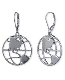 World Drop Earring