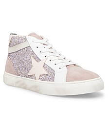 Women's Redding Lace-Up High-Top Sneakers