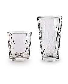 Cabrini Entertaining Glass, Set of 16