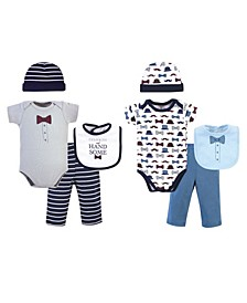 Baby Boys and Girls Baby Boxed Gift Set