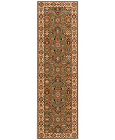 "CLOSEOUT! Nourison Persian King PK01 2'2"" x 7'6"" Runner Rug"