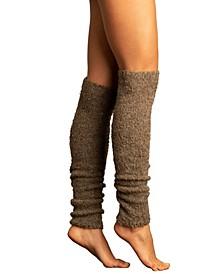 Lofty Boucle Leg Wrap