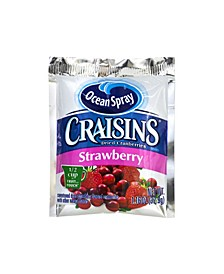 Craisins Strawberry Flavored Dried Cranberries, 1.16 oz, 200 Count
