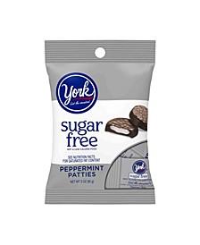 Sugar Free Peppermint Pattie Peg Bag, 3 oz, 12 Count
