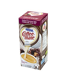 Coffee Mate Singles Salted Caramel Chocolate, 50 Count, 4 Pack