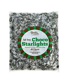 Chocolate Starlight Mints, 5 lbs