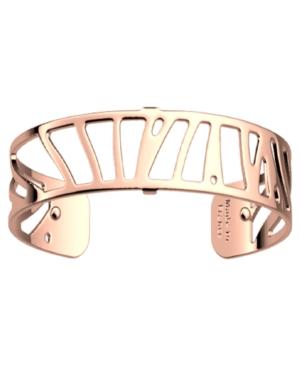Rectangular Openwork Thin Adjustable Cuff Perroquet Bracelet