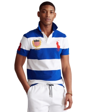 Polo Ralph Lauren Men's Striped Polo