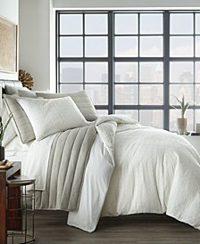 Sherman Full/Queen Duvet Cover Set