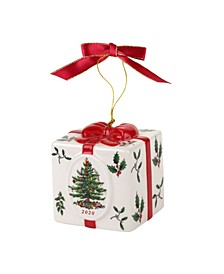2020 Annual Holiday Giftbox Ornament