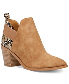 Fig Ankle Booties