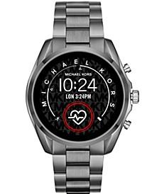 Access Gen 5 Bradshaw Gunmetal Stainless Steel Bracelet Touchscreen Smart Watch 44mm