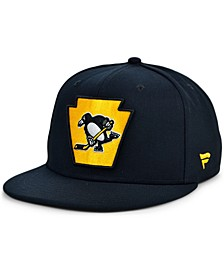 Pittsburgh Penguins Hometown Fitted Cap