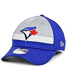 Toronto Blue Jays Striped Shadow Tech 39THIRTY Cap