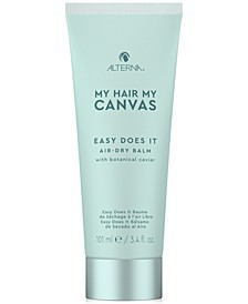 My Hair My Canvas Easy Does It Air-Dry Balm, 3.4-oz.