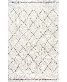 "Edwin BDAD01A Neutral 6'7"" x 9' Area Rug"