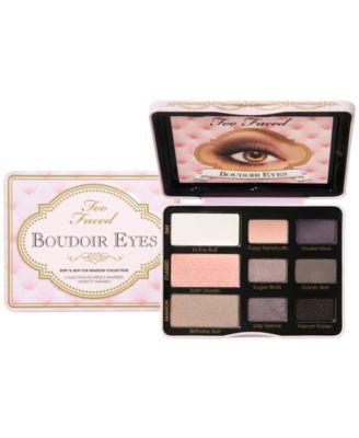 Boudoir eyes soft & sexy eye shadow collection