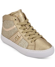 Gettie High-Top Sneakers
