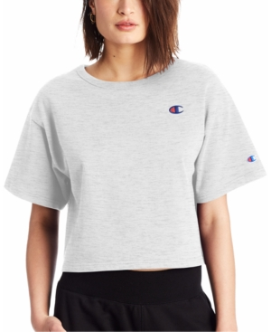 Champion HERITAGE CROPPED T-SHIRT