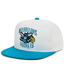 New Orleans Hornets Fresh Crown Snapback Cap