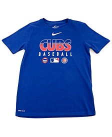 Chicago Cubs Youth Early Work T-Shirt