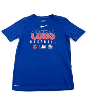 Nike Chicago Cubs Youth Early Work T-Shirt