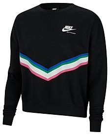 Sportswear Heritage Fleece Sweatshirt