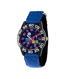 Disney Toy Story Buzz Lightyear Boys' Black Plastic Watch 32mm