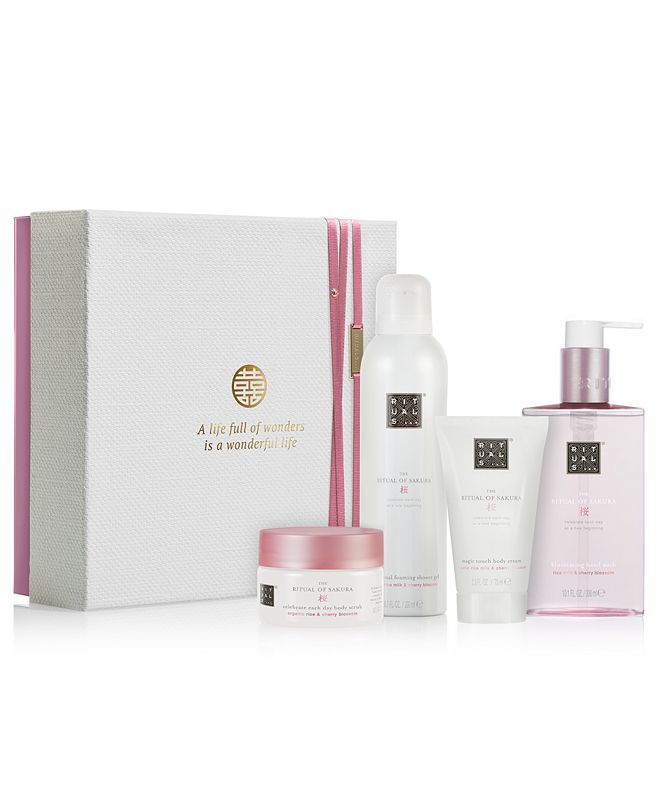 RITUALS 4-Pc. The Ritual Of Sakura Renewing Ritual Gift Set