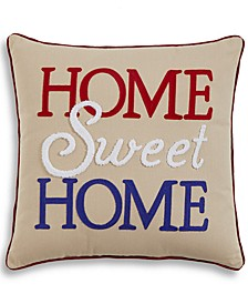 18x18 Home Sweet Home Pillow