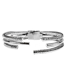 Triple-Row Cuff Bracelet, Created for Macy's