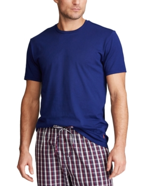 Polo Ralph Lauren Men's Supreme Comfort Short-Sleeve Pajama Shirt