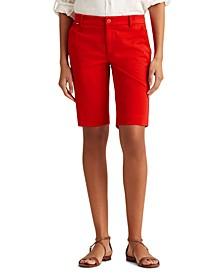 Petite Two-Way Stretch Shorts