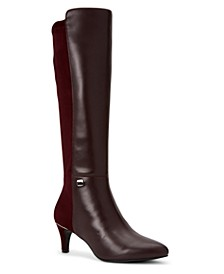 Women's Step 'N Flex Hakuu Dress Boots, Created for Macy's