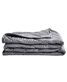 Tencel Weighted Throw Blanket, 10lb