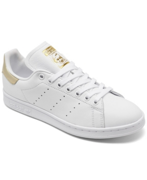 Adidas Originals ADIDAS WOMEN'S ORIGINALS STAN SMITH CASUAL SNEAKERS FROM FINISH LINE