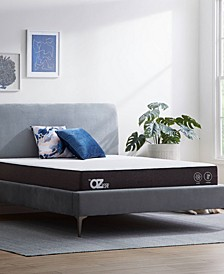 "10"" Medium Firm Mattress - California King"