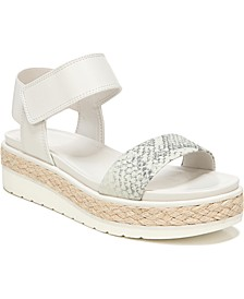 Tinaka Wedge Sandals
