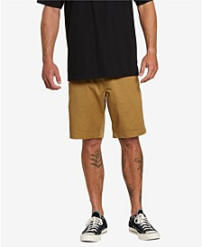 Men's Frickin Ew Drawstring Shorts