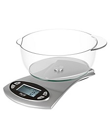 Digital Scale with Bowl