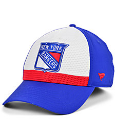 Authentic NHL Headwear New York Rangers Breakaway Flex Cap